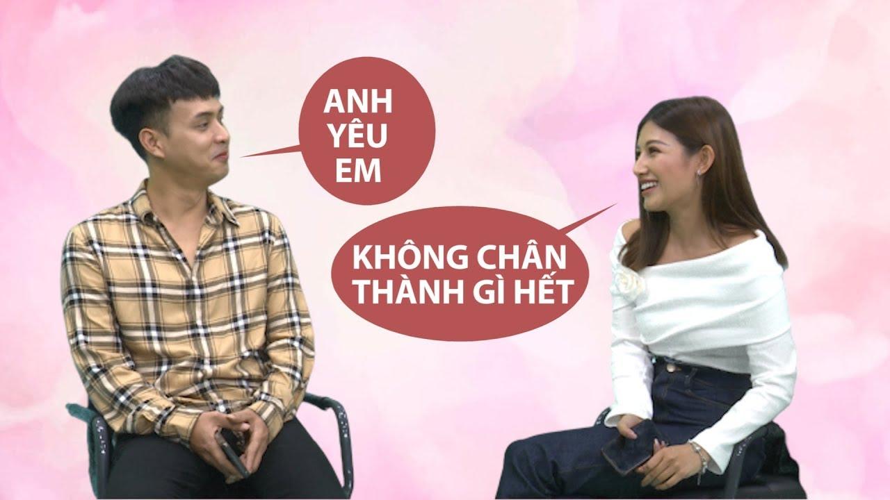 Màn tỏ tình không có tâm của Hồ Quang Hiếu khiến hot girl Emmy chạy mất dép