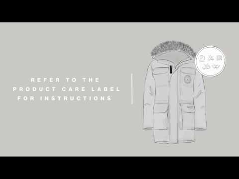 How To Clean & Store Your Canada Goose Parka - FAQ | Canada Goose