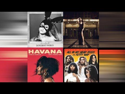 ''All In My Havana (Same Old Touch)'' | Ariana Grande,Selena Gomez,Camila Cabello & 5H (MINIMIX)