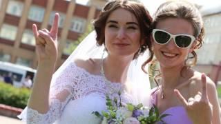 Свадебный Клип 04,06,2016 - Видеооператор, Видеосъёмка, Прокат кабриолета на свадьбу.