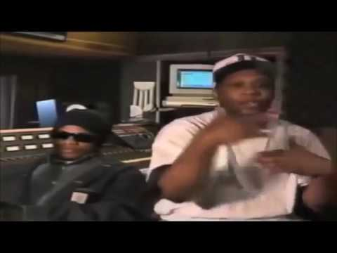 Eazy-E Mc Ren Interview 1992 Talks Rodney King