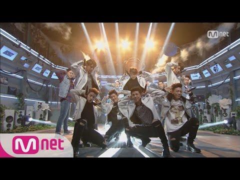 iKON - DUMB&DUMBER(덤앤더머) Comeback Stage M COUNTDOWN 160107 EP.455