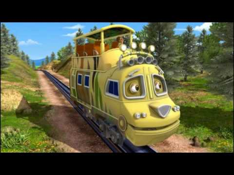 Thumbnail: CHUGGINGTON: Brewster And The Dragon (Video Clip)