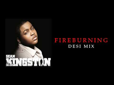 Sean Kingston - Fire Burning Bollywood ReMix feat. Mika Singh, Pratichee, and Sumitra Iyer!!!