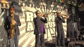 Roy Paci & Aretuska Live @ Sziget 2012 [Full concert]