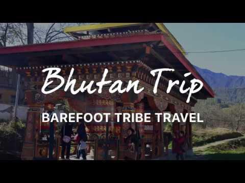 BHUTAN. Unleash Your Travel Dragon