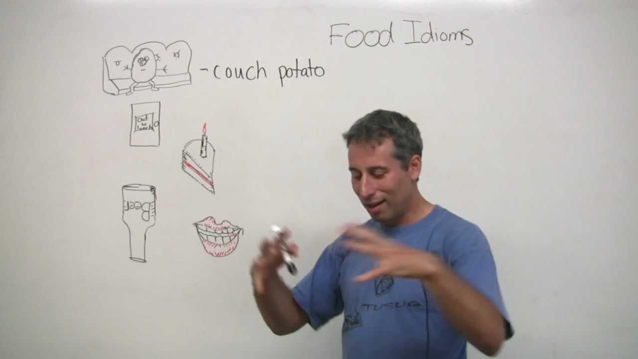 5 Food Idioms in English