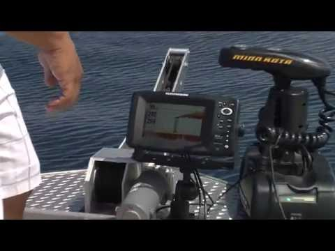 Jigging For Lake Trout - Fish Finder Electronics Tips