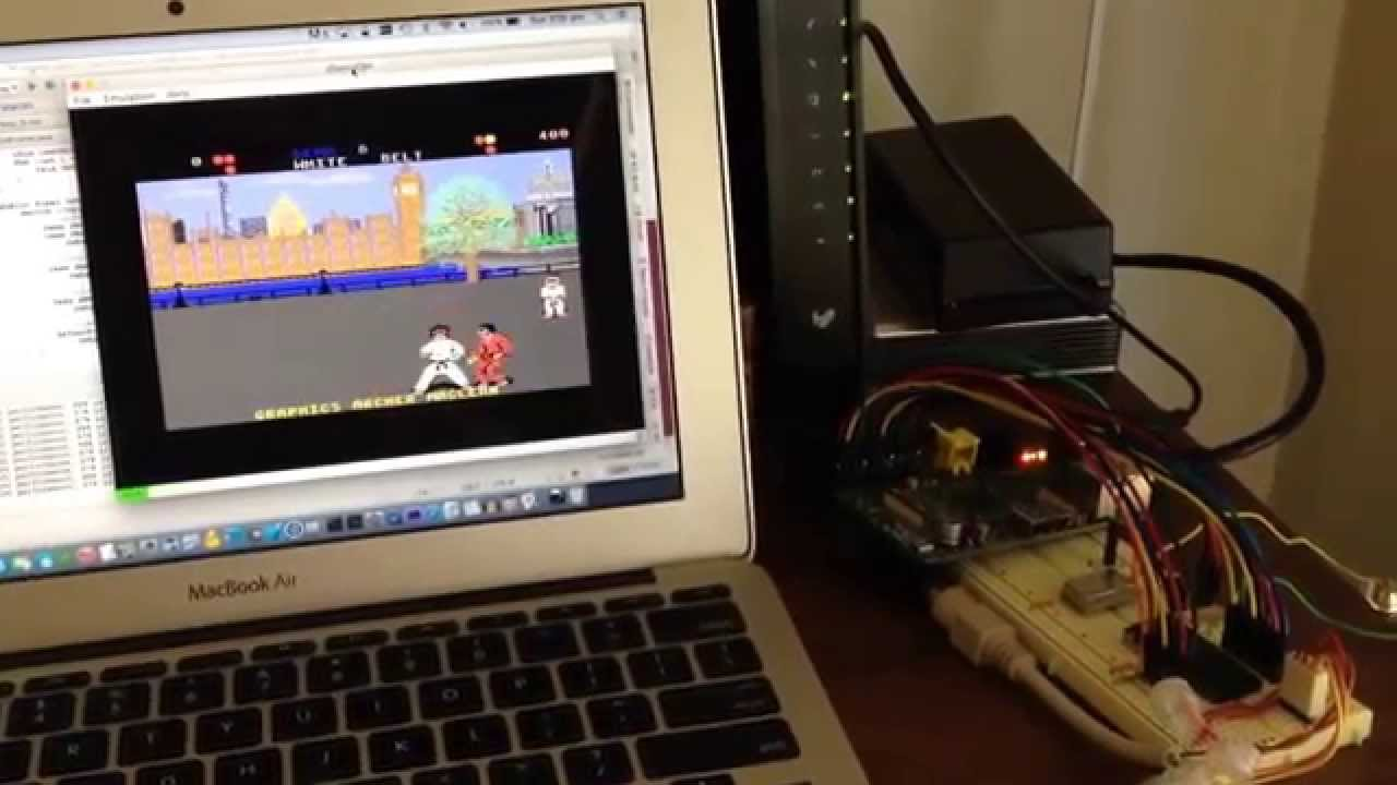 Commodore 64 SID streaming to