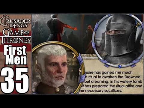 CK2 Game Of Thrones: Rewriting History #35 - Cthulu And Bernie: Enemies Of The State (Series A)