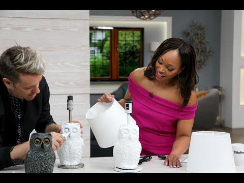 How to create a DIY owl lamp for under $20