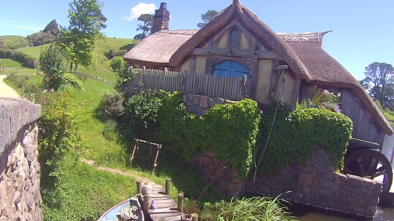 Nueva Zelanda, recorrido en Hobbiton