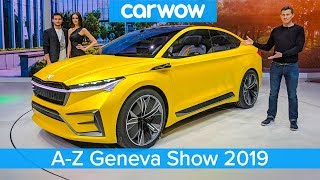 Download Best new cars coming 2020-2021: my A-Z guide of the Geneva Motor Show | carwow Mp3 and Videos