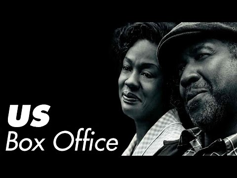 Top Box Office (US) Weekend of December 30 - January 1, 2017