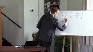 Waarom Adventisten de Zondagswet niet zullen herkennen (10-08-2019)