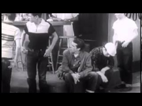 Boy with a Knife_ Juvenile Deliquency, Teenagers and Psychology Film (1956)