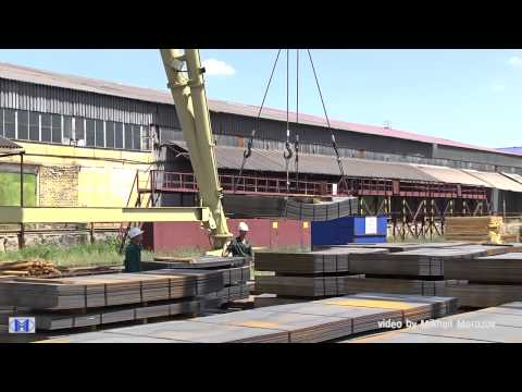 Корпоративное видео  ООО Новолипецкая металлобаза