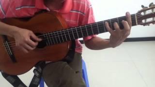 Tears in Heaven-guitar solo