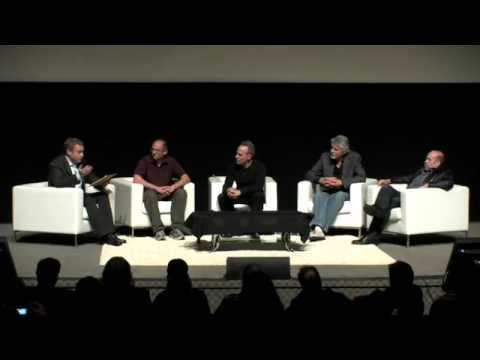VFX Minds Panel Discussion