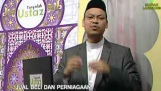 Hukum Forex Haram - Tanyalah Ustaz 27 September 2009 TV9