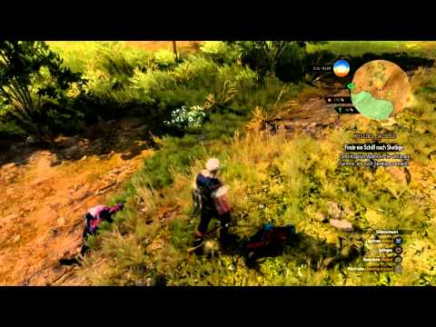 the Witcher 3: easiest way to get red mutagens