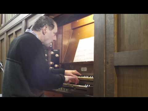 Danse des Champs Elysees - Christoph Willibald Gluck (Organ solo)