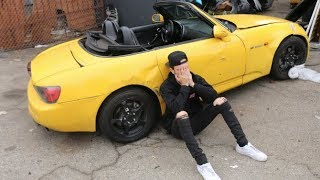 TOTALED S2000 UPDATE.. ( Bad News )