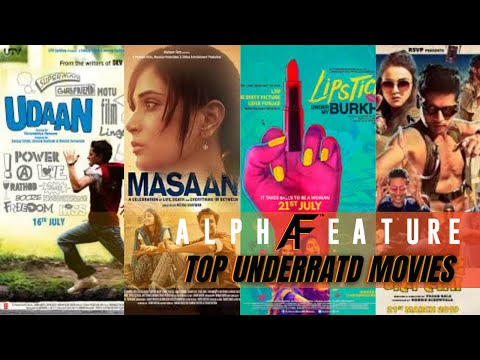 Top Underrated Bollywood Movies | Review 2021 | Alpha Films