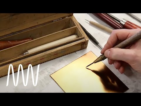 How to make an etching