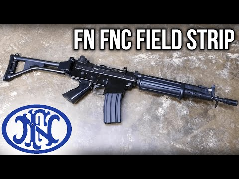 Star Airsoft FN FNC Fire Mode Testing | FunnyCat.TV