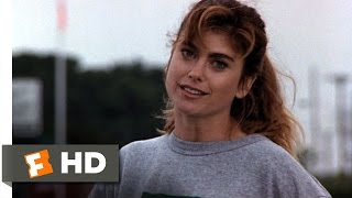 Necessary Roughness (5/10) Movie CLIP - Lucy Joins the Team (1991) HD