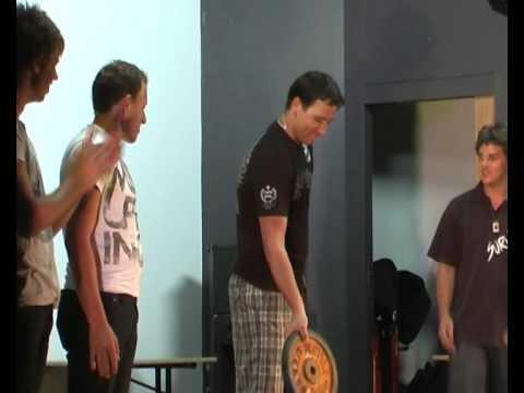 Strongman Show - Mark Woods
