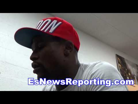 floyd mayweather its all about giving back to the sport of boxing - EsNews