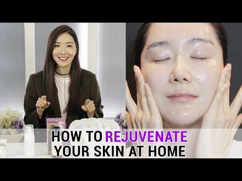 Anti-aging Skin Care Routine & Skin Rejuvenation At Home | Wishtrend