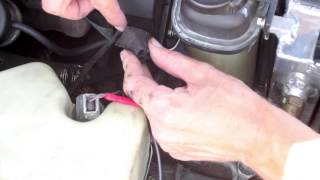 AC Troubleshooting the Compressor Clutch