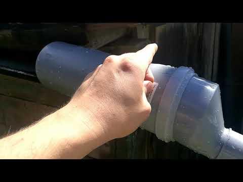 Нет воды😣 Как я решил проблемы с водой а колодце.
