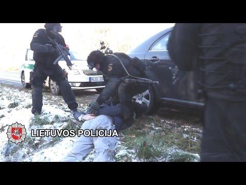Klaipėdos kriminalistų operacijos rezultatas – dideli kvaišalų kiekiai ir dar penki įtariamieji