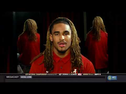 01/08/2018 SECN feature - Jalen Hurts (HD)