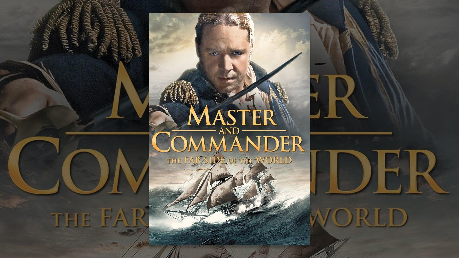 Master & Commander Stream