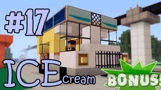 видео: Minecraft - как построить Фургон с Мороженым? (Bonus #17)