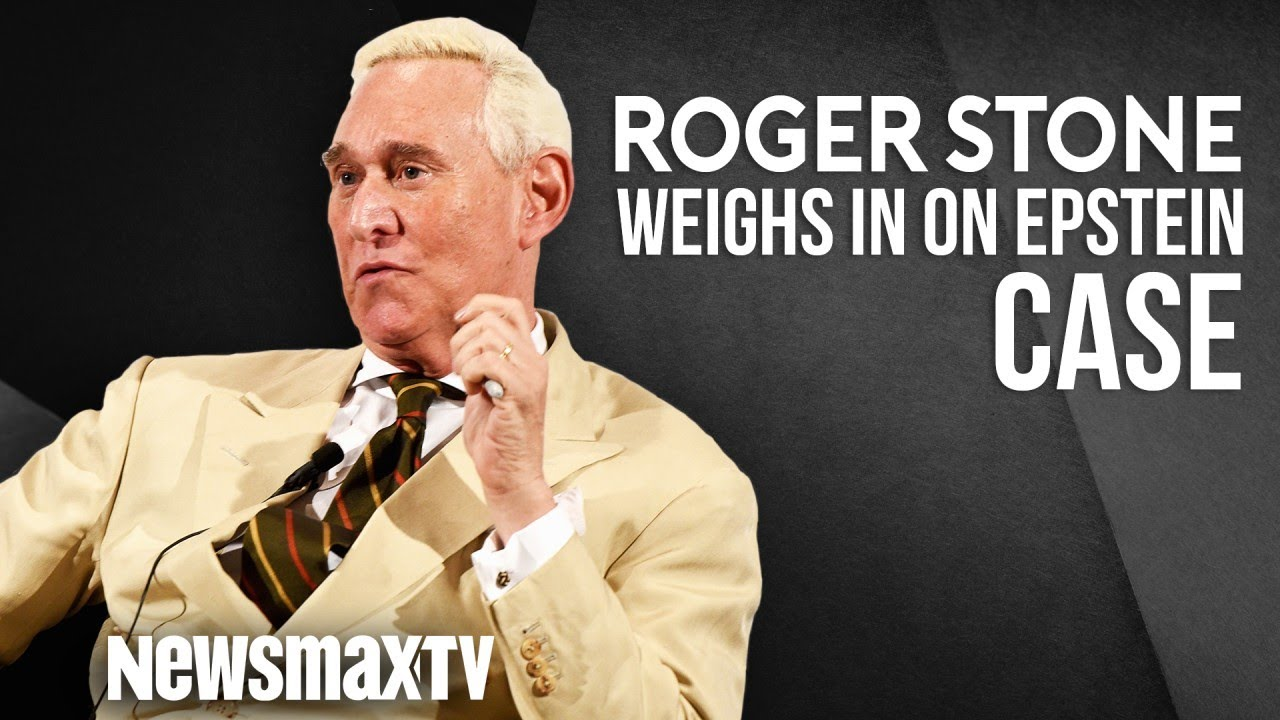 Download Roger Stone Weighs in on the Epstein Case