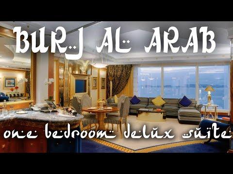 MY ONE LAKH RUPEES (₹100,000) A NIGHT HOTEL ROOM | Uncut Room Tour | Burj Al Arab