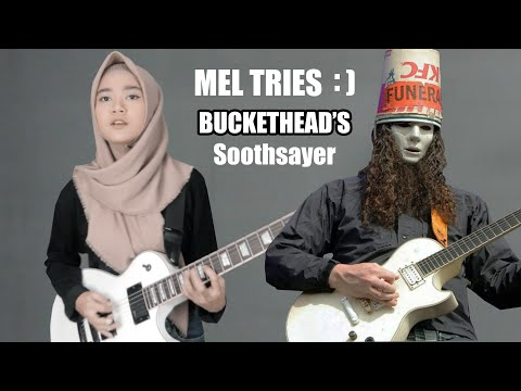"""🎵 Buckethead - """"Soothsayer"""" Cover By Mel"""
