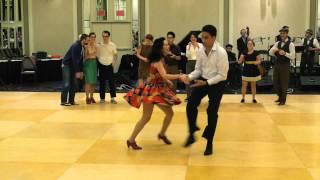 MDF 2013 - Lindy Hop Jack & Jill Challenge Finals - Montreal Dance Fest