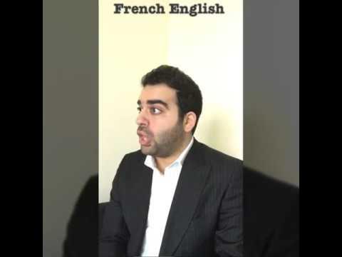 Funny MadShadz: 10 English Accents Around The World
