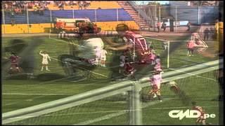 Inti Gas 3-2 Universitario (Fecha 42 - Copa Movistar 2013)