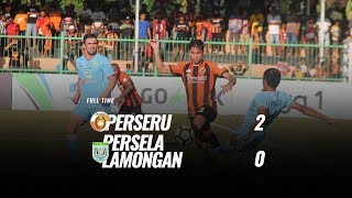 Download Video [Pekan 25] Cuplikan Pertandingan Perseru vs Persela Lamongan, 13 Oktober 2018 MP3 3GP MP4