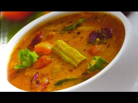 """Kerala Style Tasty """" Sambar """"YouTube"""