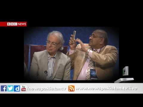 Anwer Maqsood's Speech at Karachi Arts Council
