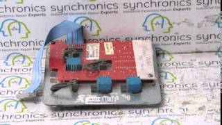 KEMPPI - MasterTig MLS-3500 Welding Machine Display Card Repaired at Synchronics